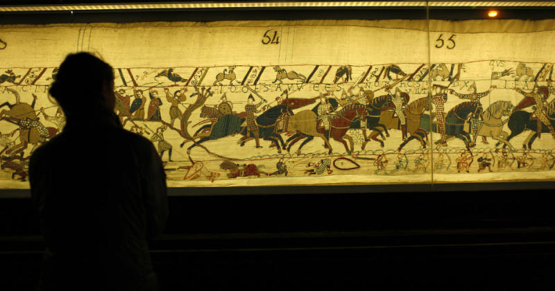 President Emmanuel Macron's offer for the UK to host the Bayeux Tapestry alongside strengthening Anglo-French defence and military cooperation and extracting extra payments from the UK for security on the border of Calais (to prevent further refugee camps and another humanitarian crisis) is the type of joined-up thinking that delivers on French interests, strategically, on the international stage.