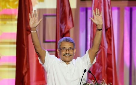 Sri Lanka ex-defence chief launches presidential campaign, pledges safer nation