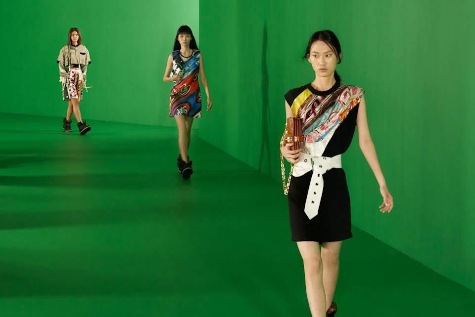 Louis Vuitton SS21 Spinoff