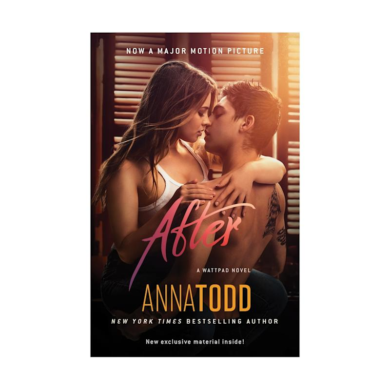 """After is a can't miss book - but get ready to feel emotions that you weren't sure that a book could bring out of you."" Fangirlish"