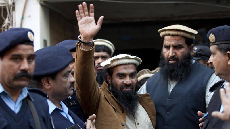 The accused mastermind of the 2008 Mumbai terrorist attacks has been freed from a Pakistani jail.