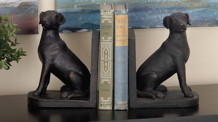 These trusty guard dogs will stop anyone from stealing your favorite book/personal diary.
