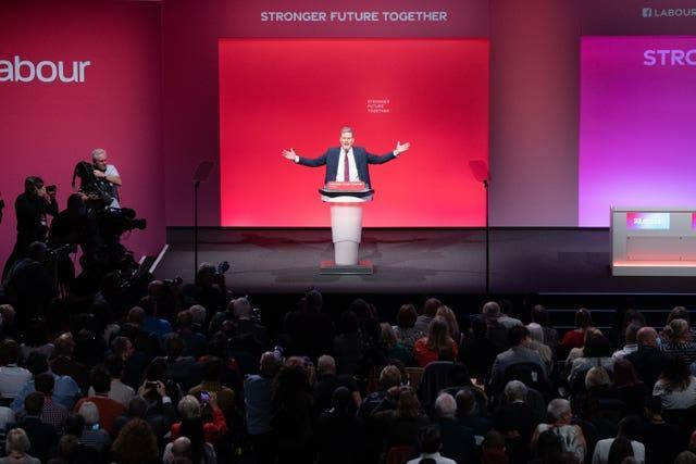 Labour Party Conference 2021