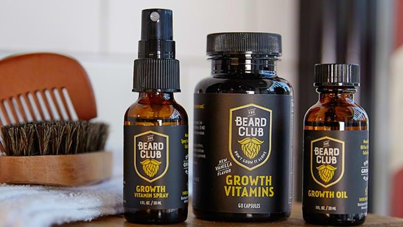 Best gifts for dads: Beard Club