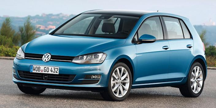 "<p>We'd love it if <a href=""http://www.roadandtrack.com/new-cars/first-drives/reviews/a4322/first-drive-2015-volkswagen-gti-review/"" rel=""nofollow noopener"" target=""_blank"" data-ylk=""slk:the GTI"" class=""link rapid-noclick-resp"">the GTI</a> still made this list, but unfortunately, the days of picking one up for under $25,000 have past. But, you can still get a regular Golf with a torquey 1.8-liter turbocharged four-cylinder, and a manual. It's a totally practical hatch that's fun to drive and will still <a href=""http://www.caranddriver.com/volkswagen/golf"" rel=""nofollow noopener"" target=""_blank"" data-ylk=""slk:hit 60 mph in 6.8 seconds"" class=""link rapid-noclick-resp"">hit 60 mph in 6.8 seconds</a>. </p>"