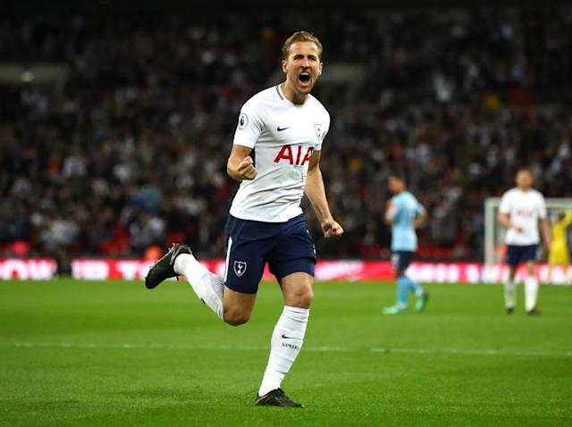 Harry Kane's strike sinks Newcastle as Tottenham secure a top-four finish and Champions League qualification