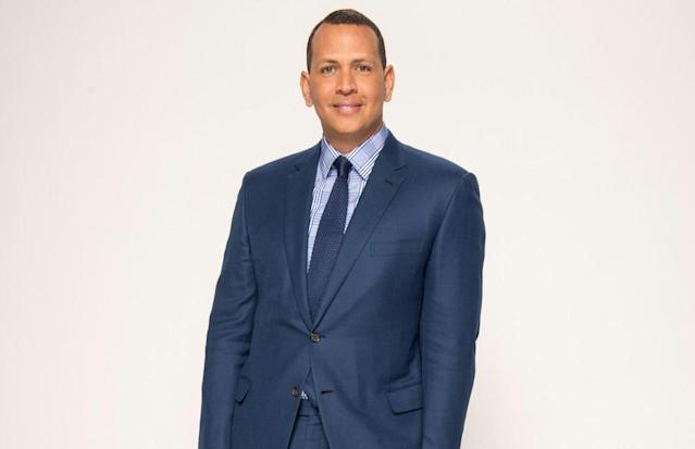 Alex Rodriguez, ESPN's new Sunday Night Baseball analyst. (ESPN)