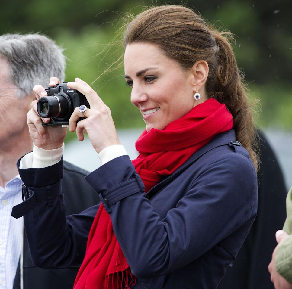 "<p>It's an understatement to say that the British royal family <a href=""https://www.townandcountrymag.com/society/tradition/g23400475/best-royal-family-photos/"" target=""_blank"">knows the importance of a photo opp</a>, and milestones are rarely left undocumented. But given how seriously the Duke and Duchess of Cambridge take their children's privacy it only makes sense that when it comes to their kids, they like to control the narrative whenever possible. </p><p>And so, Kate, an amateur photographer, <a href=""https://www.townandcountrymag.com/society/tradition/a23695614/kate-middleton-victoria-albert-museum-photography-centre-opening/"" target=""_blank"">former art history student</a>, and the newly named patron of the Royal Photographic Society, is often credited with taking the portraits of her children that are released on birthdays, <a href=""https://www.townandcountrymag.com/society/tradition/g14783349/royal-family-first-day-of-school-photos/"" target=""_blank"">the first day of school</a>, and other special occasions.</p><p>With that in mind, here are 20 adorable photos the Duchess has taken of her three children. </p>"