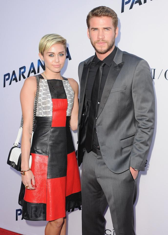 """<p>You see? As <a href=""""https://www.popsugar.com/celebrity/Miley-Cyrus-Liam-Hemsworth-Paranoia-Premiere-31112448"""" class=""""ga-track"""" data-ga-category=""""Related"""" data-ga-label=""""http://www.popsugar.com/celebrity/Miley-Cyrus-Liam-Hemsworth-Paranoia-Premiere-31112448"""" data-ga-action=""""In-Line Links"""">Miley supports Liam at the Paranoia premiere</a>, we realize there's still hope!</p>"""