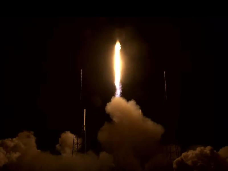 SpaceX live streams launches of Starlink satellites on its YouTube channel: SpaceX