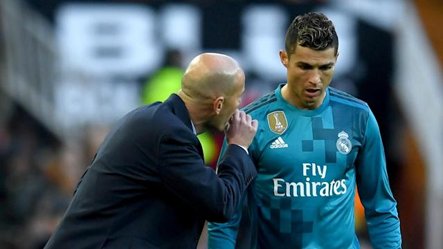 The Real Madrid star has been in typically prolific form in recent weeks, but he may be rested for Wednesday's league game