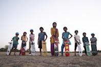 "<p><a href=""https://theberrics.com/netflix-to-premiere-indian-skateboarding-film-desert-dolphin"" class=""link rapid-noclick-resp"" rel=""nofollow noopener"" target=""_blank"" data-ylk=""slk:Originally titled Desert Dolphin"">Originally titled <strong>Desert Dolphin</strong></a>, this Indian film follows teenager Prerna as she discovers her love of skateboarding. She eventually sets her sights on competing in a national championship but has to overcome several obstacles to accomplish her dreams. </p> <p><strong>When it's available: </strong><a href=""https://www.netflix.com/title/81283585"" class=""link rapid-noclick-resp"" rel=""nofollow noopener"" target=""_blank"" data-ylk=""slk:June 11"">June 11</a></p>"