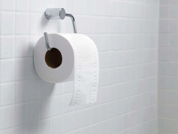 PHOTO: Toilet paper is seen in a bathroom in this stock photo. (STOCK/Getty Images)