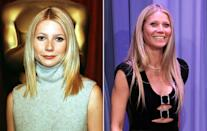 <p>Goop living is clearly doing wonders for the <em>Marvel</em> star ( VINCE BUCCI/AFP/Getty Images) </p>