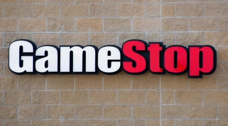 Young investors are sometimes seen skeptically following their role in the GameStop stock craze, but say they are clued in to the market's risks (AFP/JIM WATSON)