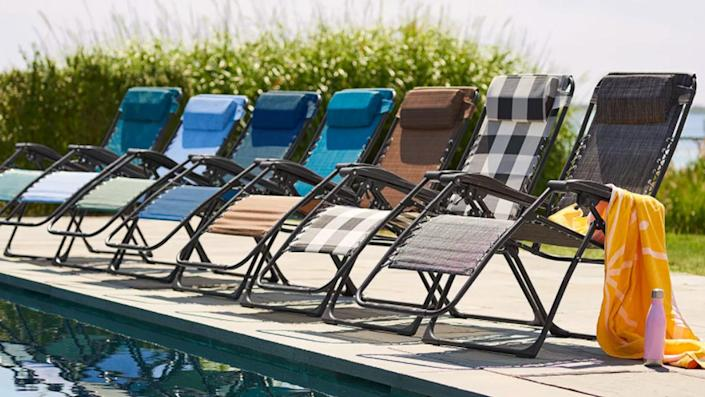 Grab these antigravity chairs at a steal.