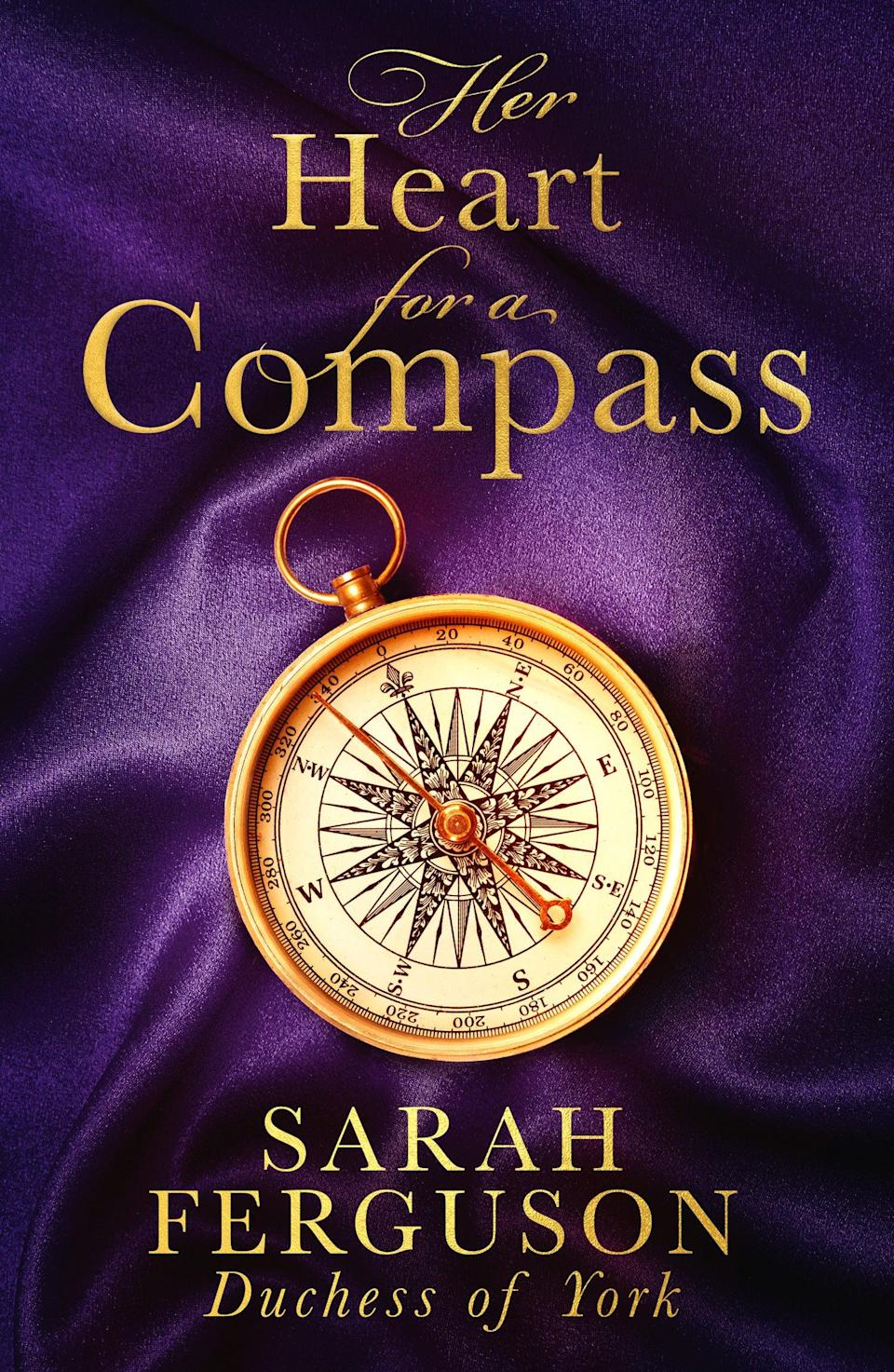 The jacket of the debut novel from Sarah, Duchess of York (PA Media) (PA Media)