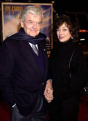 """Premiere: <a href=""""/movie/contributor/1800044018"""">Hal Holbrook</a> and <a href=""""/movie/contributor/1800085384"""">Dixie Carter</a> at the Hollywood premiere of Warner Brothers' <a href=""""/movie/1807437047/info"""">The Majestic</a> - 12/11/2001<br><font size=""""-1"""">Photo: <a href=""""http://www.wireimage.com"""">Gregg DeGuire/Wireimage.com</a></font>"""