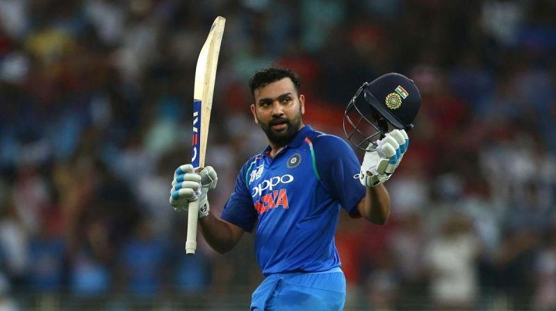 Rohit Sharma is one of the most destructive batsman in ODIs.