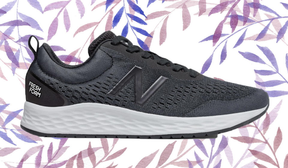 Comfort with each step. (Photo: New Balance)