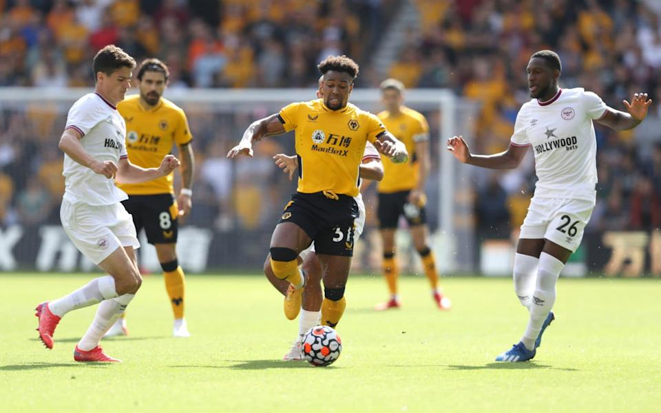 Adame Traore - Jack Thomas - WWFC/Wolves via Getty Images