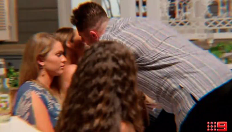 bryce kisses rebecca married at first sight