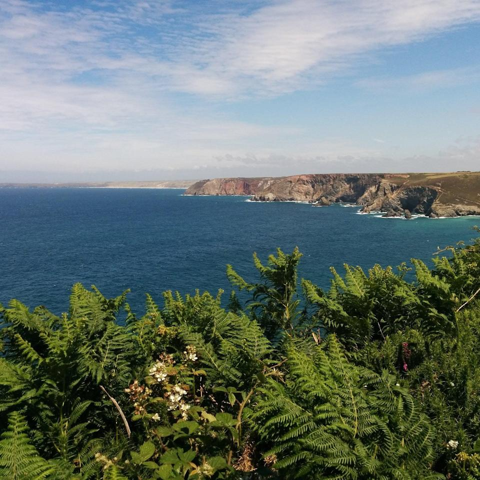 <strong>Cornwall, southwest England</strong><br><br>With more than 40,000 Google searches between June and September, Cornwall is officially the UK's most coveted staycation destination.