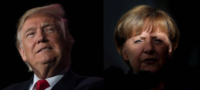 Trump and Merkel Need to Find a Way to Work Together