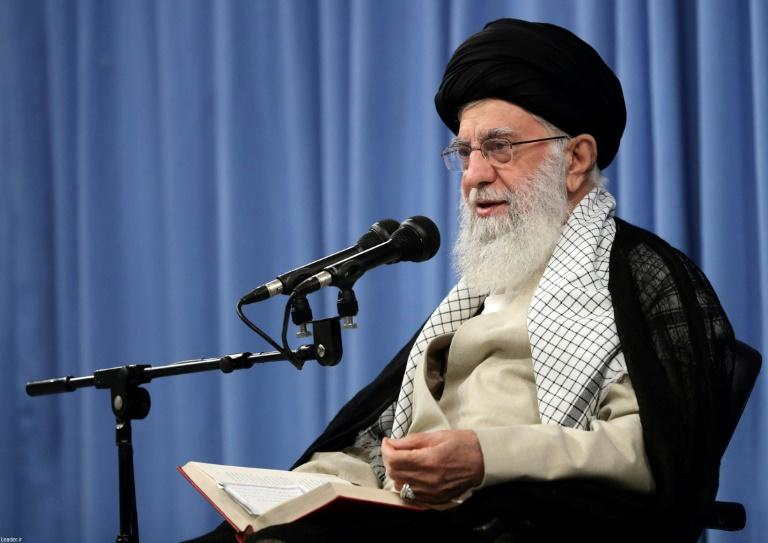 Supreme leader Ayatollah Ali Khamenei said some European countries have 'clear hostility' towards Iran
