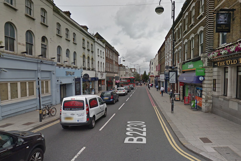 Sutton: A police officer was rushed to hospital after being stabbed in south London: Google