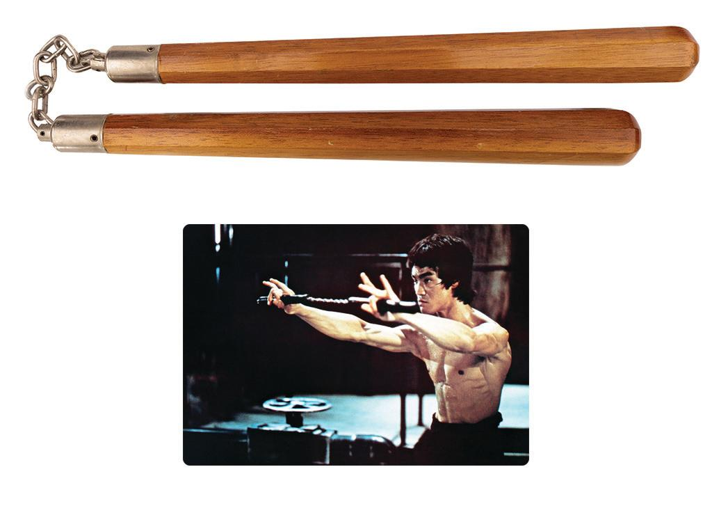 Profiles in History Auction - Bruce Lee
