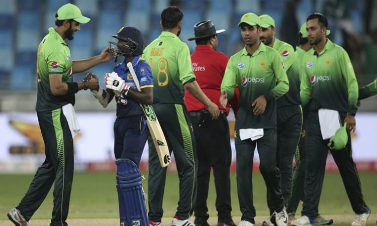 Sri Lanka Aim To Equalise In Second ODI Vs Pakistan