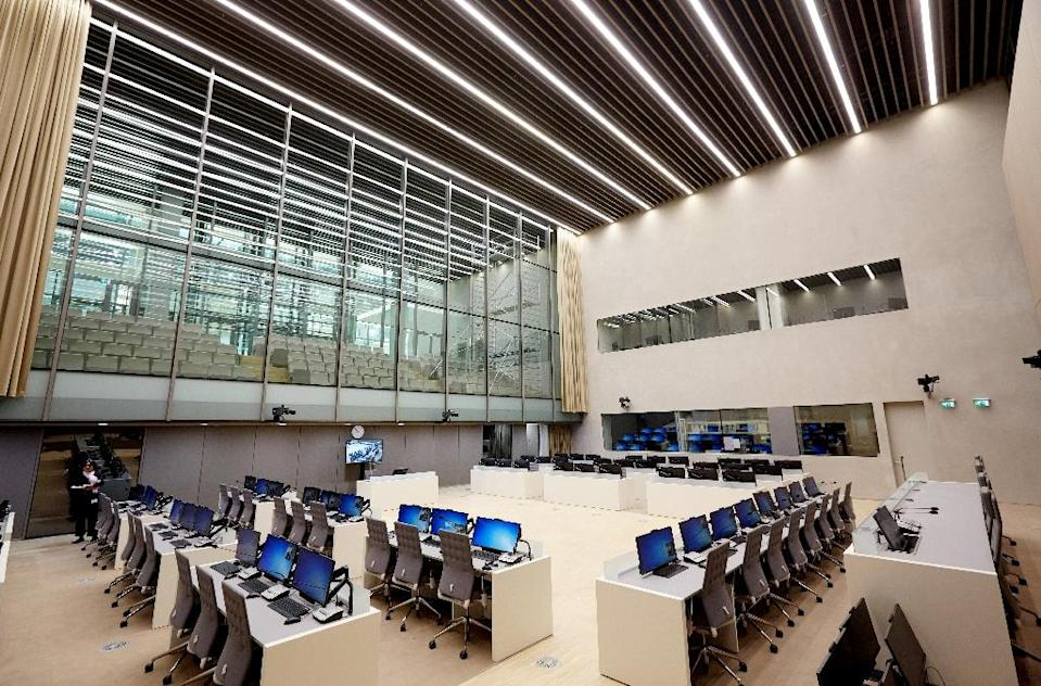 Based in The Hague, the ICC is tasked with prosecuting those responsible for genocide, war crimes and crimes against humanity when national courts are unwilling or unable. AFP PHOTO / ANP / MARTIJN BEEKMAN (AFP Photo/Martijn Beekman)