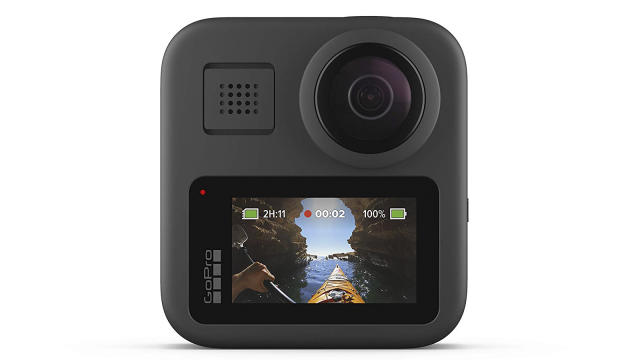 GoPro Max - Best 360 degree action camera