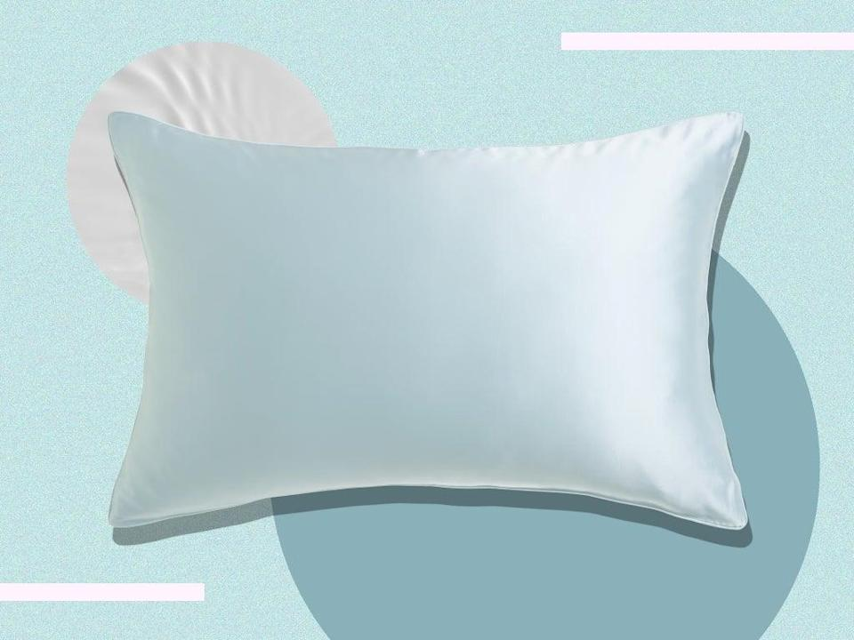 Unlike cotton, silk isn't an absorbent material, meaning any oils or serums won't be soaked up (iStock/The Independent )