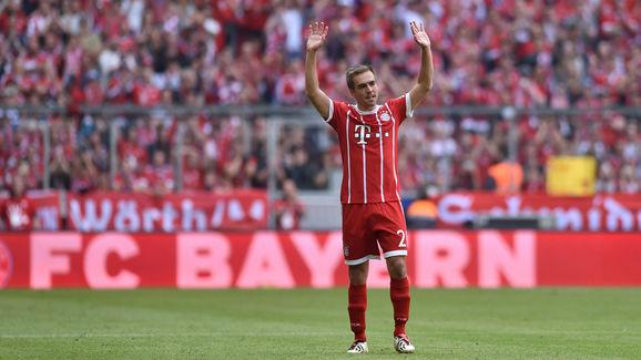 Out Bayern Munich and Germany living legend Philipp Lahm called time on his glittering playing career at the weekend, with his last ever appearance. Here's a look back at the numbers which have defined the career of one of the most decorated individuals of his generation... ​8 - Bundesliga titles Lahm was a Bundesliga champions for the first time in 2005/06 following his return from Bayern from a successful two-year loan at VfB Stuttgart. He played 20 times in the league during that campaign...