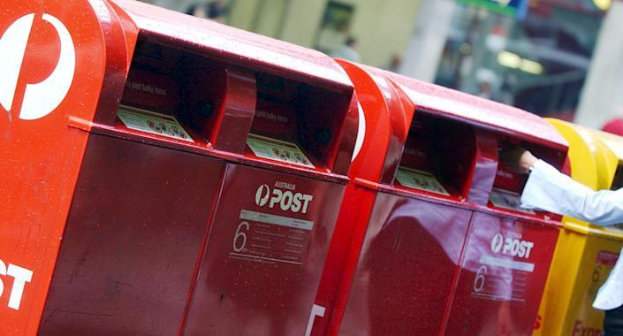 Australia post will temporarily pause Parcel Post collections from eCommerce retailers. Source: AAP