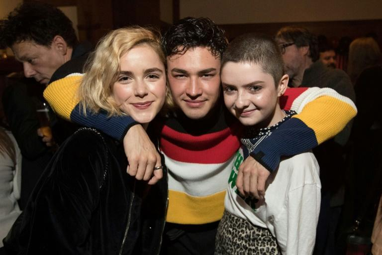 Ottawa proposes forcing streaming services to adhere to Canadian broadcasting regulations and fund more Canadian film and television, such as Netflix's Chilling Adventures of Sabrina, shot in Vancouver with Kiernan Shipka, seen in October 2018 with her co-stars attending a special screening of the series