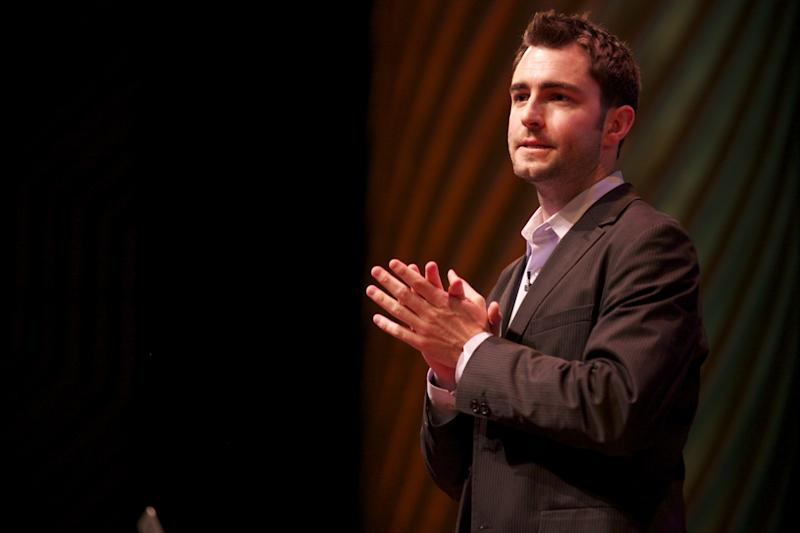 Change.org CEO Ben Rattray Source: Flickr/Personal Democracy Media