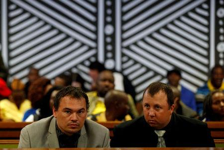 Two South African farmers found guilty in 'coffin assault' case