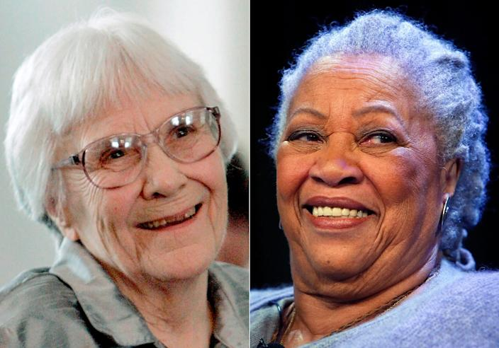 Harper Lee To Kill a Mockingbird and Toni Morrison The Bluest Eye