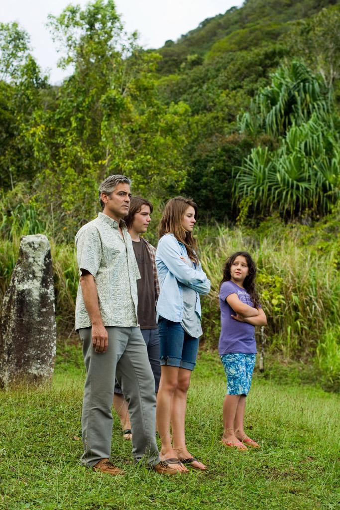 """""""The Descendants"""" got five nominations, but in all the right categories, including best picture, director, screenplay and for star George Clooney."""