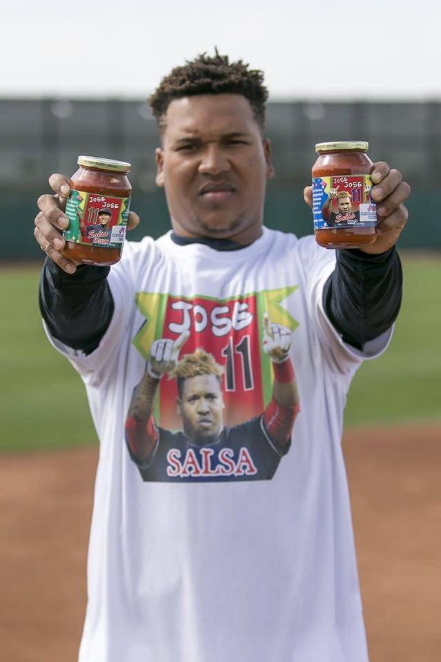 Jose Jose Salsa comes in two varieties: mild and medium. (José Ramírez Salsa)