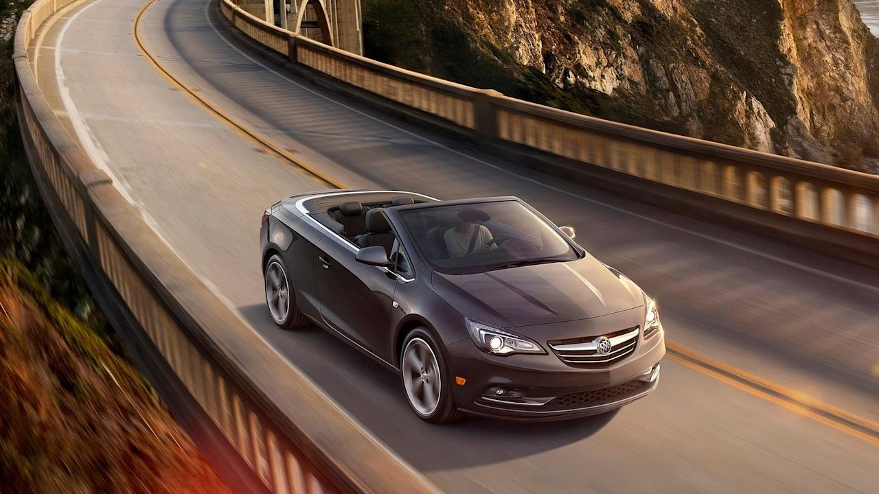 "<p><strong>Buick: Cascada, LaCrosse</strong></p> <p>The Buick brand is officially going away from <a href=""https://www.autoblog.com/2019/12/04/buick-regal-discontinued/"">sedans entirely.</a> The Regal isn't on this list because it's sticking around in the 2020 model year, but Buick has promised its coming death also. Two cars that won't see daylight in 2020, though, are <a href=""https://www.autoblog.com/2019/10/07/buick-cascada-ends-production/"">the Cascada</a> and LaCrosse. These two sell in low volumes, and can't compete against the demand for Buick crossovers. The Cascada looks like a neat proposition from the surface, but it ended up being a disappointing and lazy driver in the end. We'll shed half a tear over the <a href=""https://www.autoblog.com/2019/03/07/2020-buick-lacrosse-china/"">luxurious LaCrosse</a>, but there are plenty of other nice sedans to choose from out there we'd take before the Buick.</p>"