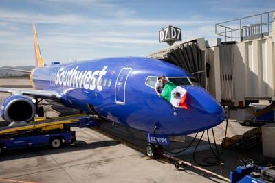 Southwest Airlines Begins international service from Phoenix Sky Harbor with daily service to Puerto Vallarta and Cabo San Lucas/Los Cabos