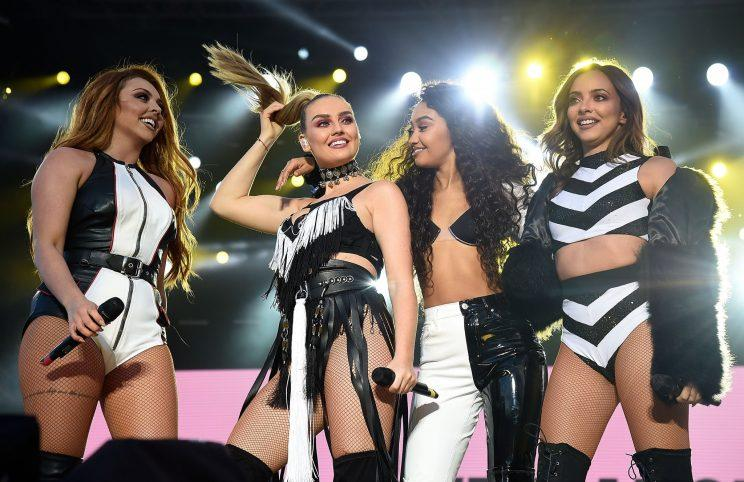 little mix outfits one love manchester