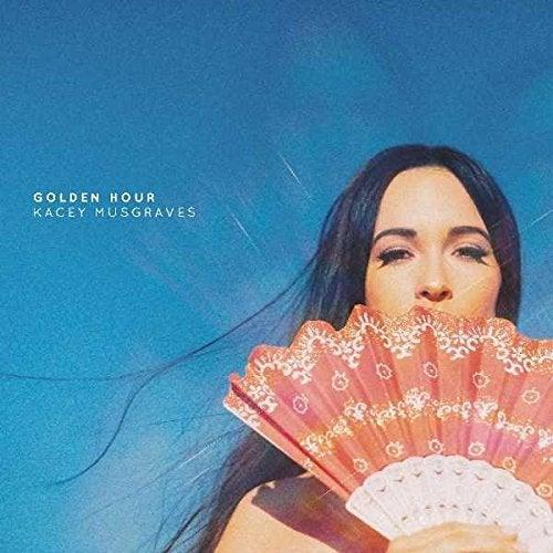 """<h3>4. Kacey Musgraves <em>Golden Hour</em> (2018)</h3> <br> <br>Musgraves has been shaking up the country music establishment for the entire decade, but with this album she stepped outside the bounds of genre and became a musical favourite of even people who think they're the kind who like """"everything but country."""" She built a magical, rainbow-coloured world that examined her burgeoning relationship with her now-husband, the complexities of family, and performing gender roles. Unexpectedly, she does it all using traditionally feminine instrumentation that evokes the disco sounds of the '70s and synth sounds of the new wave '80s, both of which weren't taken seriously because women were their primary audience. Essentially this album says fuck the rule books while setting the world on fire — but it's a beautiful, pastel flame. <br> <br> <strong>Mca Nashville</strong> Kacey Musgraves - Golden Hour, $, available at <a href=""""https://www.amazon.com/Golden-Hour-LP-Kacey-Musgraves/dp/B079NBPH9S/"""" rel=""""nofollow noopener"""" target=""""_blank"""" data-ylk=""""slk:Amazon"""" class=""""link rapid-noclick-resp"""">Amazon</a>"""