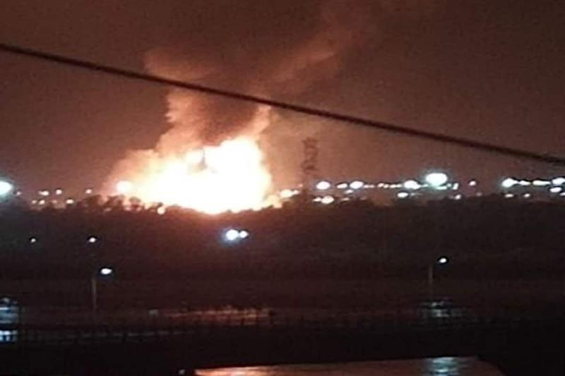 Massive Fire Breaks Out at ONGC's Surat Plant After 3 Blasts, No Casualties Reported