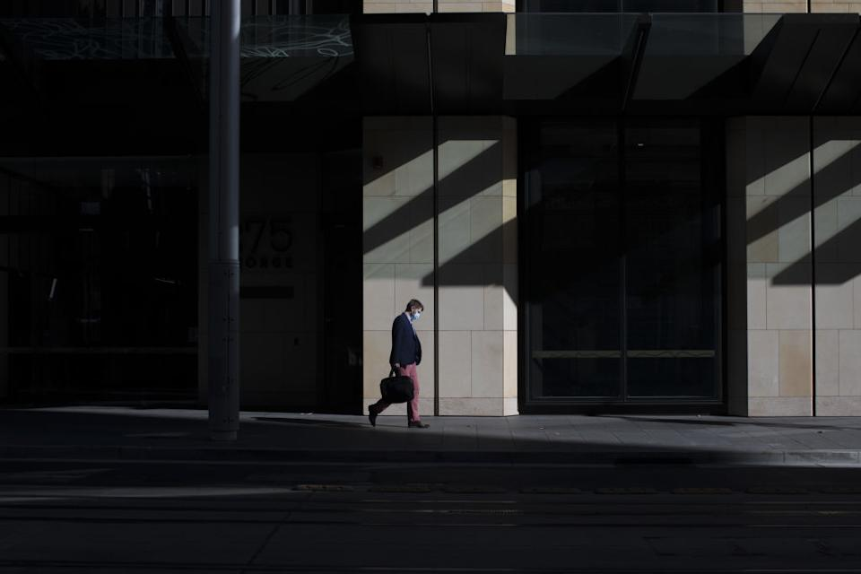 Australian workers are on the hunt for new jobs. Here's what's happening. (Photographer: Brent Lewin/Bloomberg)