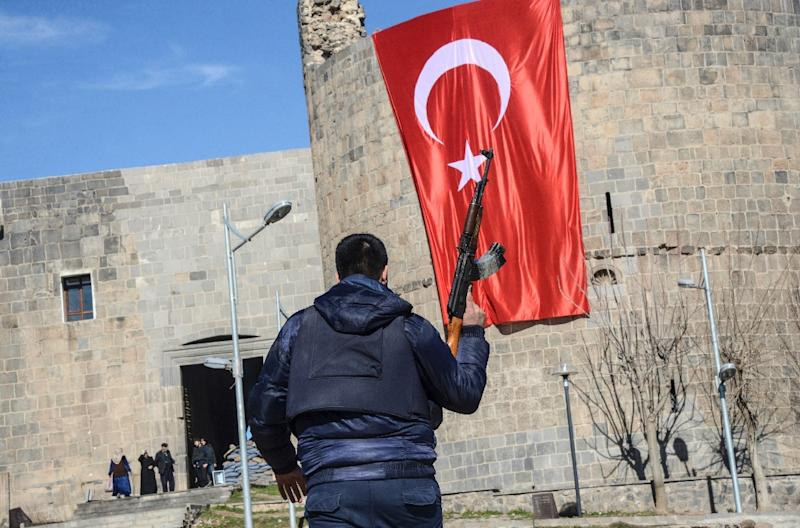 Turkey has been for several months on a state of high alert due to a series of attacks blamed both on IS and Kurdish militants amid the resumption of a conflict with the Kurdistan Workers' Party (PKK)